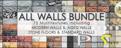 VIZPARK ALL WALLS TEXTURES