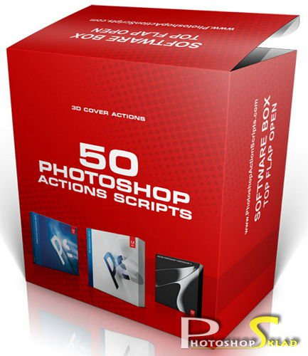 50 Photoshop Action Scripts