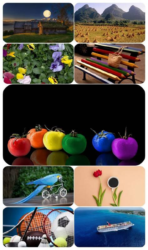 Beautiful Mixed Wallpapers Pack 621