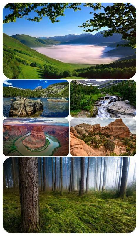 Most Wanted Nature Widescreen Wallpapers #396
